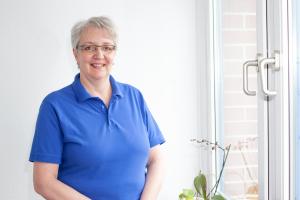 Cathrin Rathmann, Sterilisationsfachkraft, Arzthelferin